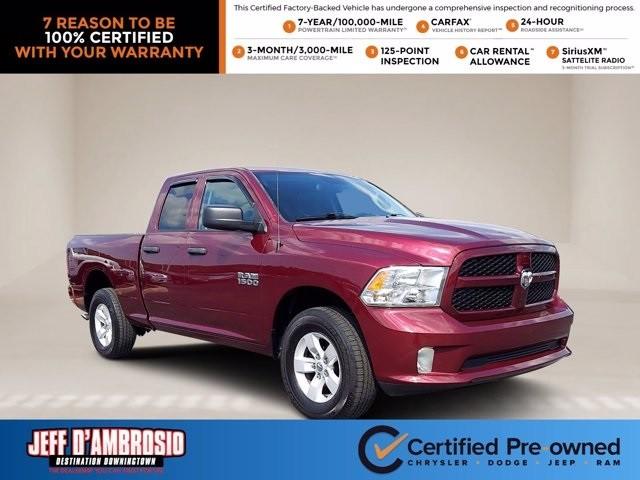 Ram 1500 2018 price $32,600