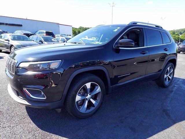 Jeep Cherokee 2019 price $30,300