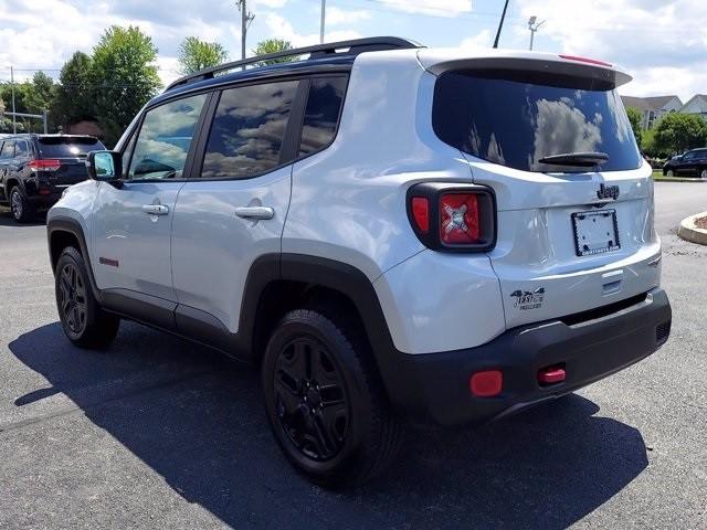 Jeep Renegade 2018 price $27,100