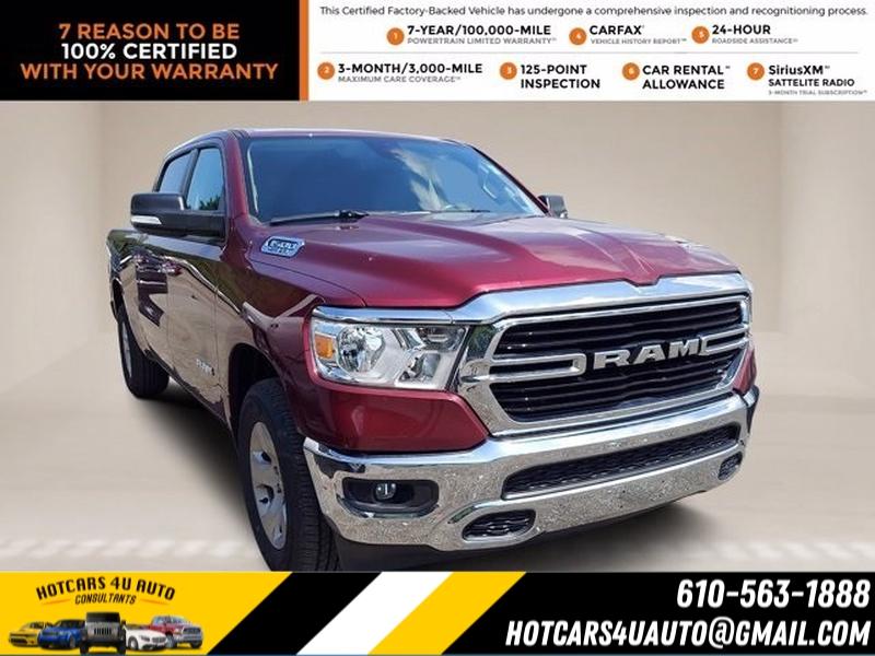 Ram 1500 2020 price $50,500