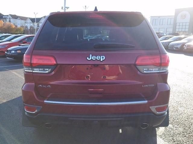 Jeep Grand Cherokee 2014 price $20,595