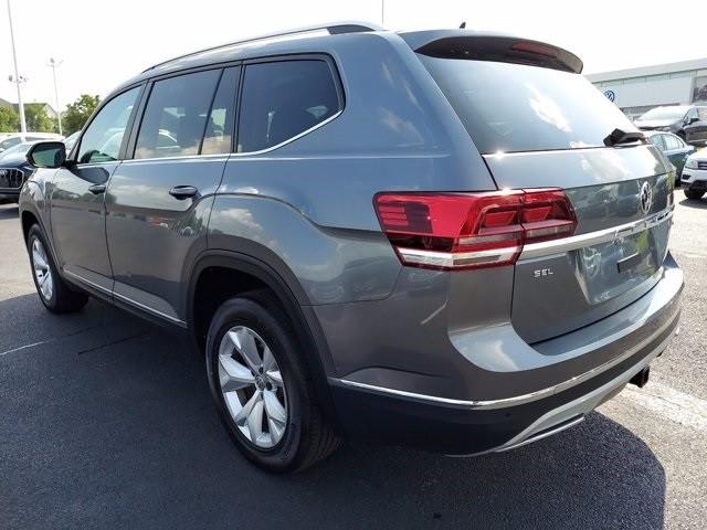 Volkswagen Atlas 2018 price $35,700