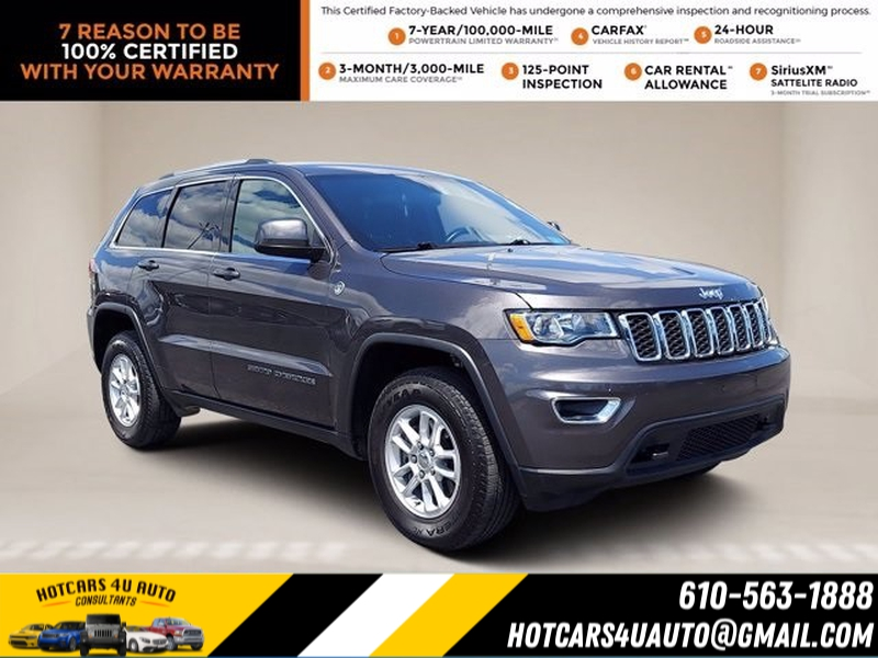 Jeep Grand Cherokee 2019 price $34,500