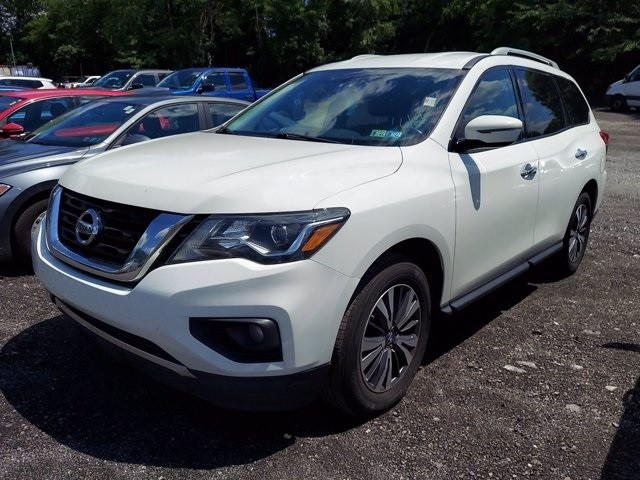 Nissan Pathfinder 2017 price $19,295