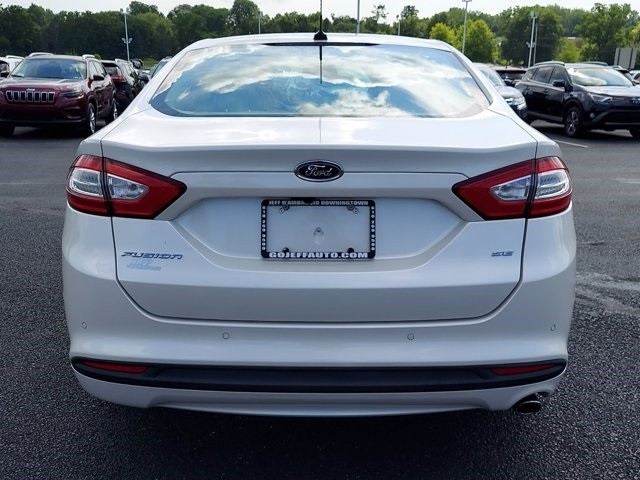 Ford Fusion 2016 price $18,700