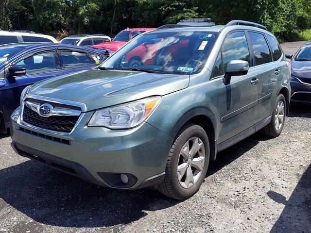 Subaru Forester 2014 price $15,100