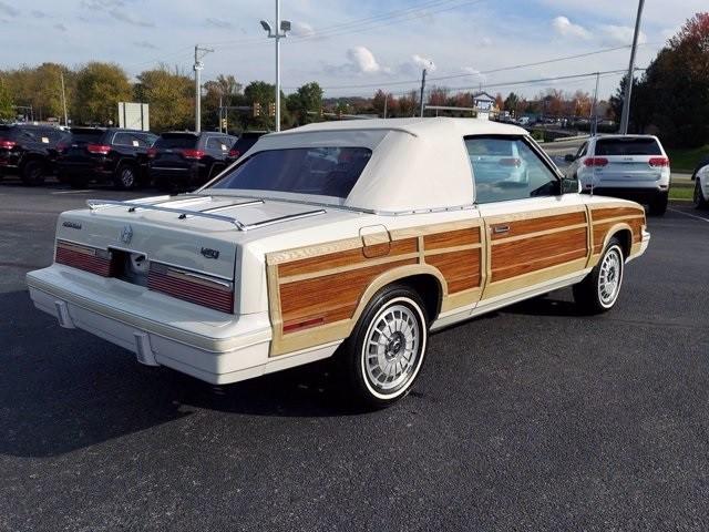 Chrysler LeBaron 1983 price $12,500