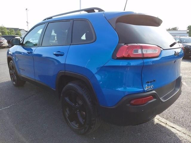 Jeep Cherokee 2018 price $25,500