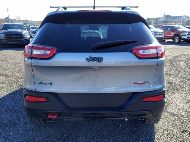 Jeep Cherokee 2014 price $17,195