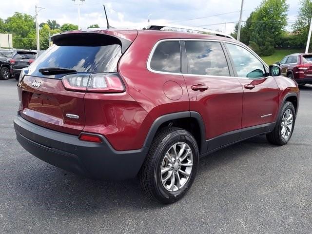 Jeep Cherokee 2019 price $28,000