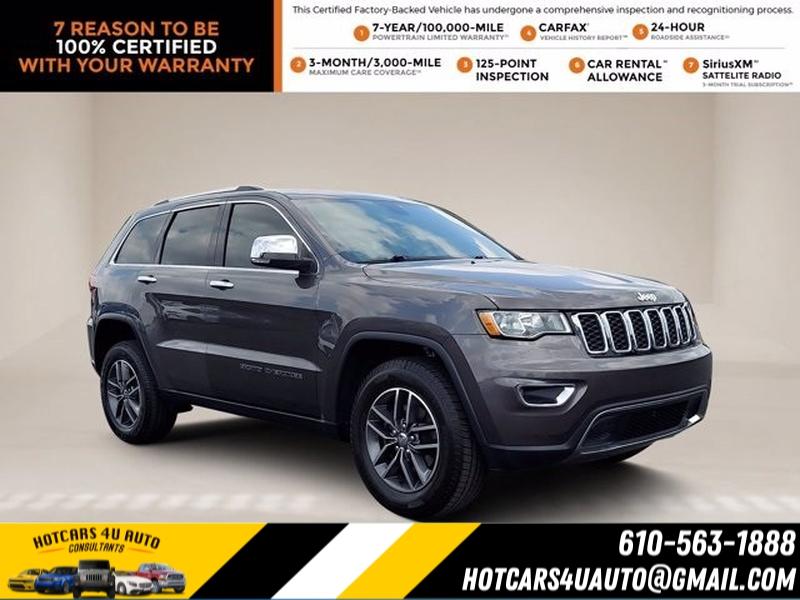 Jeep Grand Cherokee 2017 price $30,000