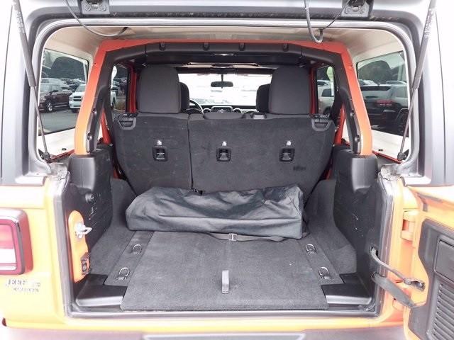 Jeep Wrangler 2018 price $41,500