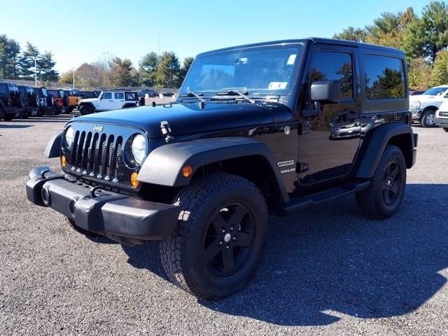 Jeep Wrangler 2013 price $24,795