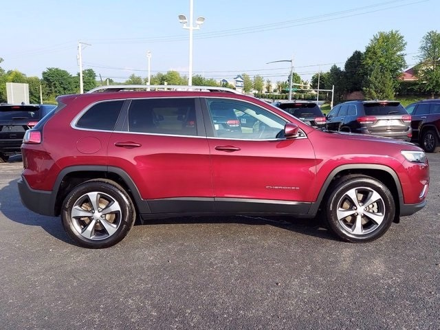 Jeep Cherokee 2019 price $31,500