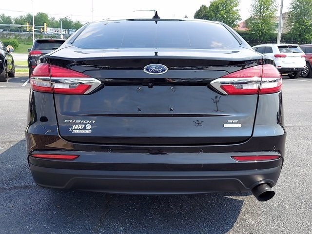 Ford Fusion 2020 price $24,800
