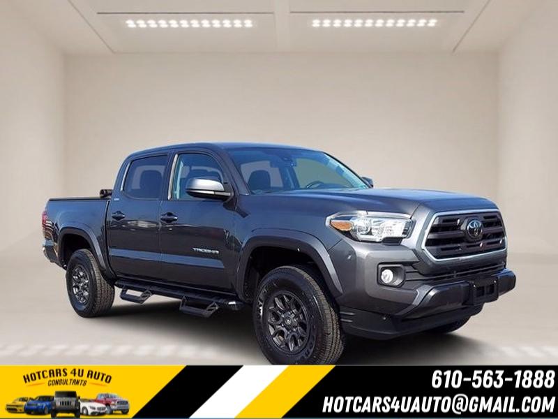 Toyota Tacoma 2018 price $39,400
