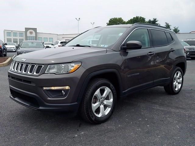 Jeep Compass 2018 price $24,000