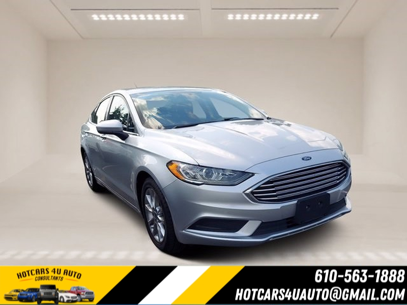 Ford Fusion 2017 price $19,795