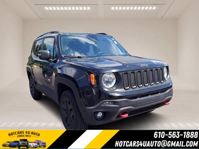 Jeep Renegade 2018 price $29,995