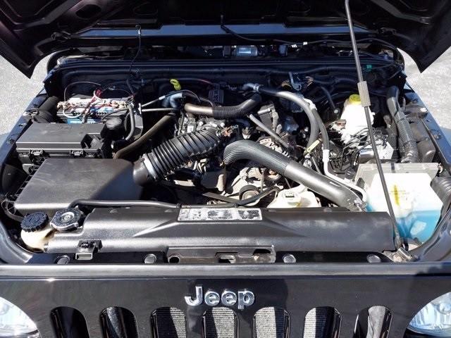 Jeep Wrangler 2011 price $21,900