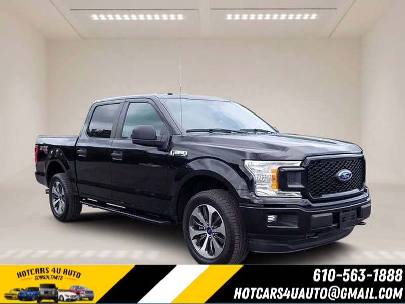 Ford F-150 2019 price $43,000
