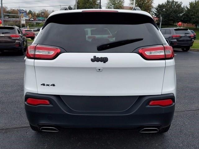 Jeep Cherokee 2018 price $24,995