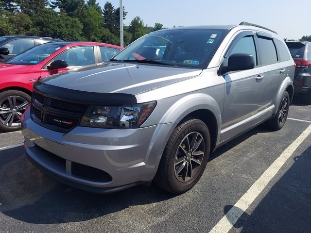 Dodge Journey 2018 price $22,895