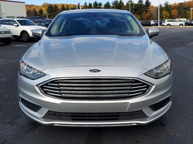 Ford Fusion 2017 price $18,395