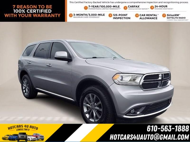 Dodge Durango 2018 price $34,000