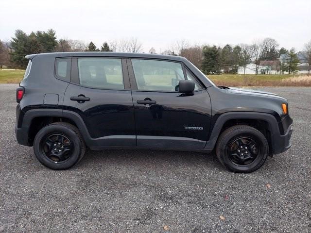 Jeep Renegade 2017 price $20,500