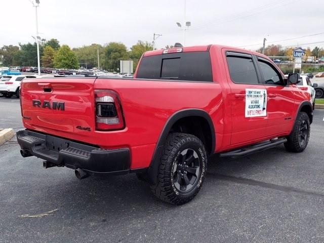 Ram 1500 2019 price $51,000