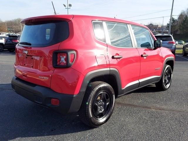 Jeep Renegade 2019 price $23,500