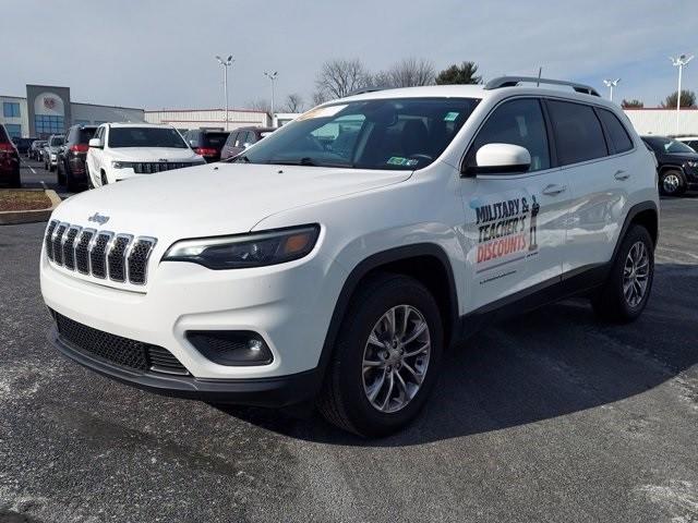 Jeep Cherokee 2019 price $26,795