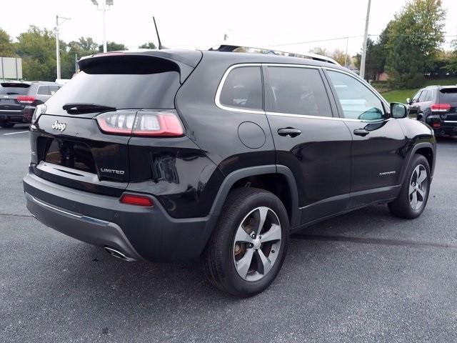Jeep Cherokee 2019 price $29,500
