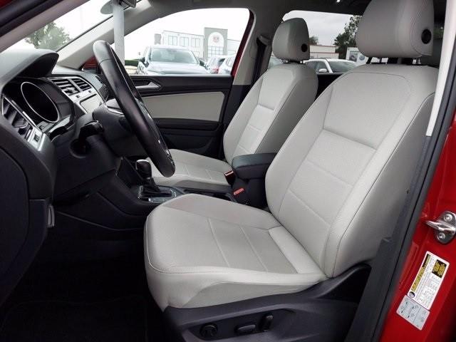 Volkswagen Tiguan 2018 price $28,000