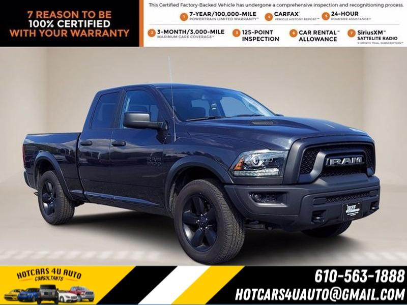Ram 1500 Classic 2020 price $40,500