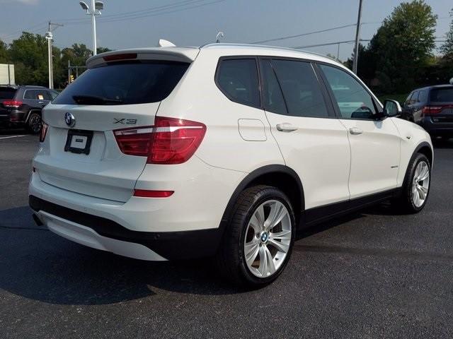 BMW X3 2016 price $20,500