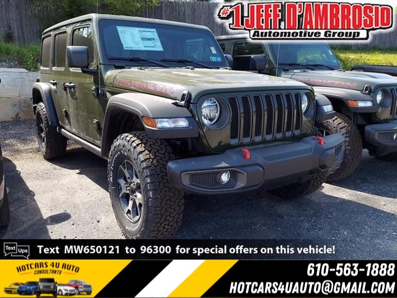 Jeep Wrangler 2021 price $63,300
