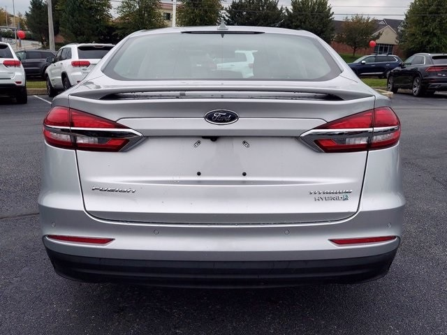 Ford Fusion Hybrid 2019 price $23,995