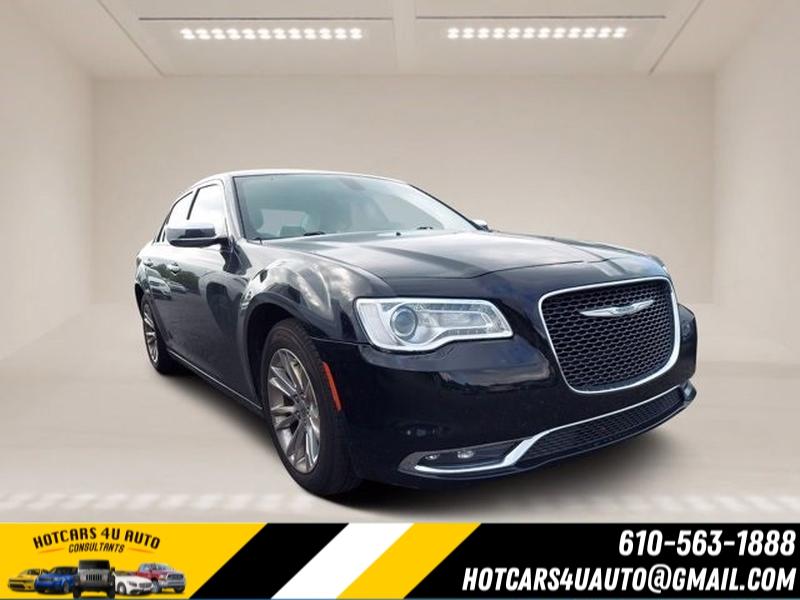 Chrysler 300C 2016 price $17,995
