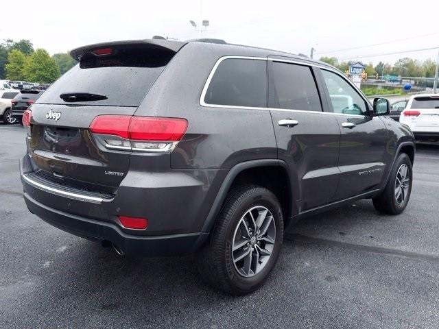 Jeep Grand Cherokee 2018 price $36,000
