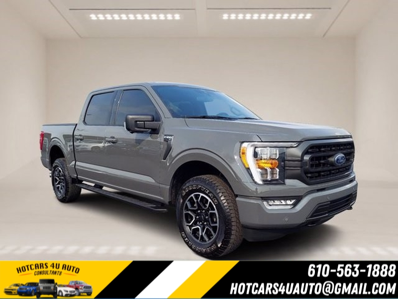Ford F-150 2021 price $59,900