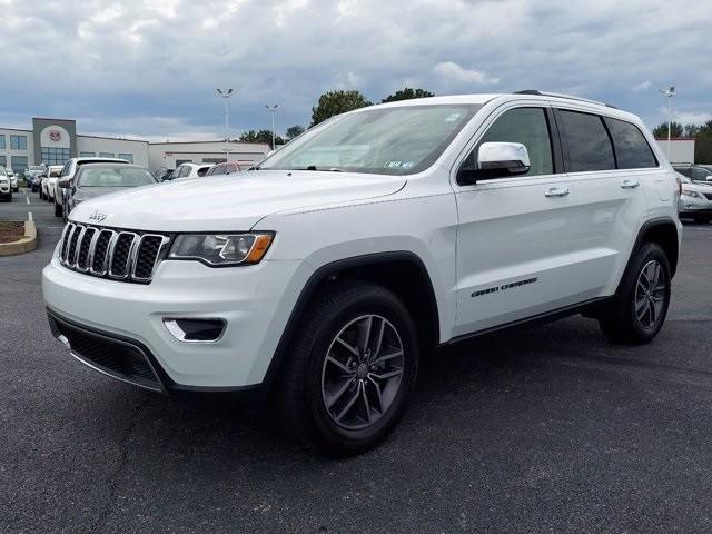 Jeep Grand Cherokee 2018 price $36,500