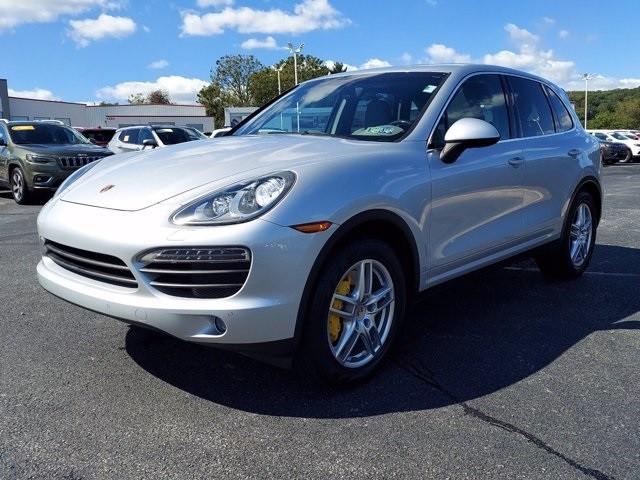 Porsche Cayenne 2012 price $24,900