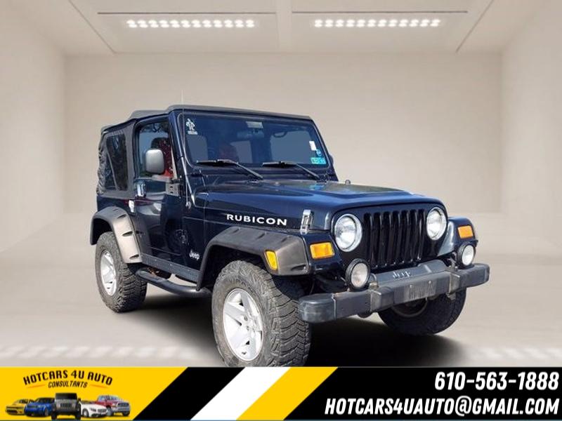Jeep Wrangler 2004 price $22,995