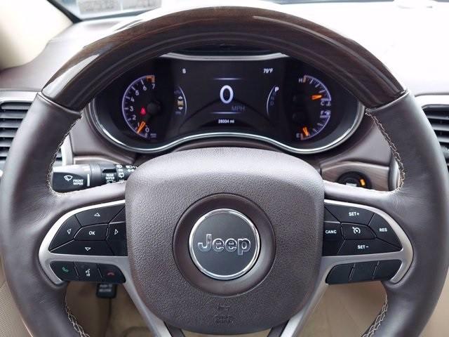 Jeep Grand Cherokee 2018 price $41,000
