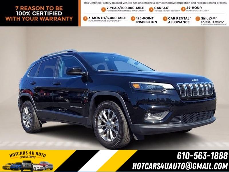 Jeep Cherokee 2019 price $27,700