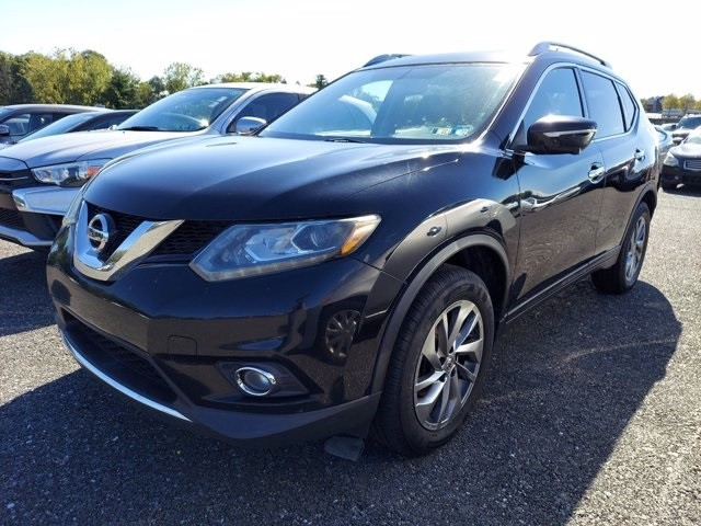 Nissan Rogue 2015 price $12,302