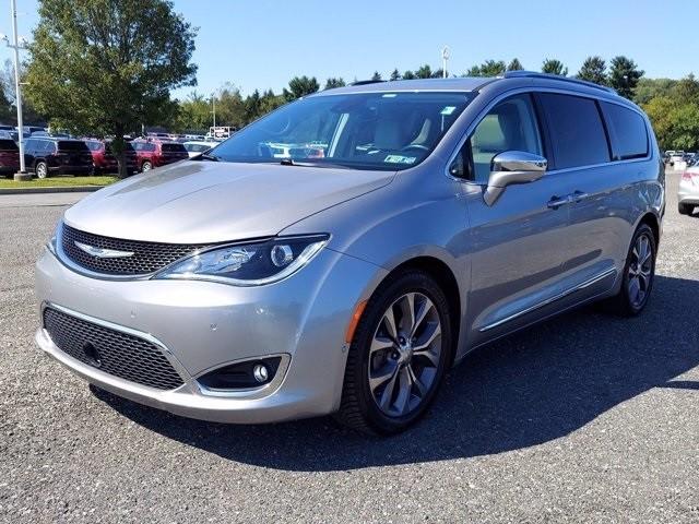 Chrysler Pacifica 2018 price $38,000