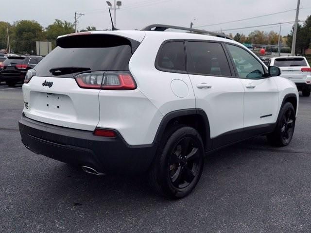 Jeep Cherokee 2019 price $28,500